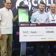 Coller Startup Competition 2021 – כל הפרטים על הגמר הגדול והזוכים המאושרים – FertilAI, Sweet Victory Gum, Yo-Egg, Mindsense ו-SoLED