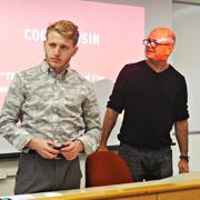 איתמר וייצמן, מייסד-שותף של הסטארט אפ Cool Cousin השתתף בהרצאת אורח מרתקת