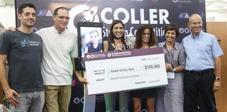 Coller Startup Competition 2021
