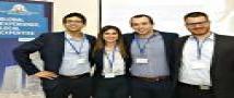 סטודנטים ל-MBA מהפקולטה לניהול זכו במקום הראשון בתחרות ה-2019 CFA Institute