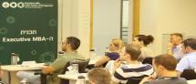 מפגש היכרות עם תכניות ה- Executive MBA