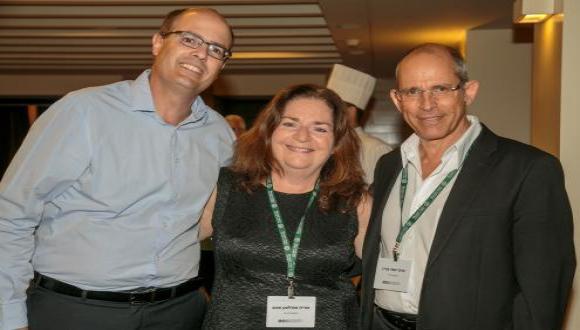 האירוע השנתי של תכנית ה-Executive MBA אירח את אבי חסון