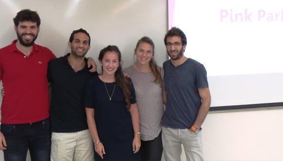 הקליניקה העסקית – סטודנטים מייעצים לחברות מתחום כלכלת השיתוף