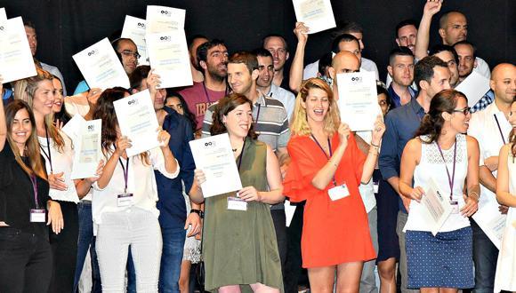 דור חדש של מנהלים יוצא לדרך – בוגרים טריים של תואר שני במנהל עסקים