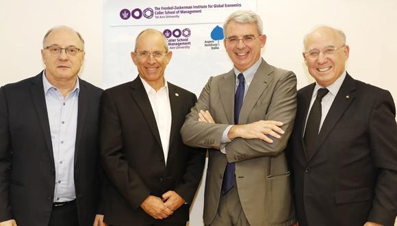מפגש איטליה-ישראל בנושא: מה עתיד עולם העסקים תחת המהפכה הטכנולוגית?