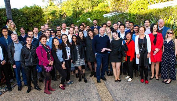ארבעה סטודנטים ל-MBA יצאו לסן דייגו לשבוע אינטנסיבי בו הכירו את השוק האמריקאי