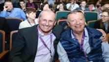 אירוע לכבוד המורשת העסקית של מיכאל שטראוס-מרץ 2015