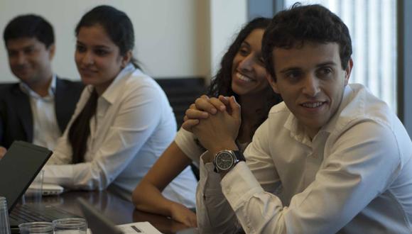 ברכות לסטודנטים שעלו לחצי הגמר בתחרות MBA Challenge של נספרסו