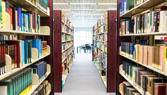 הדרכה לשימוש במאגרי מידע בספרייה