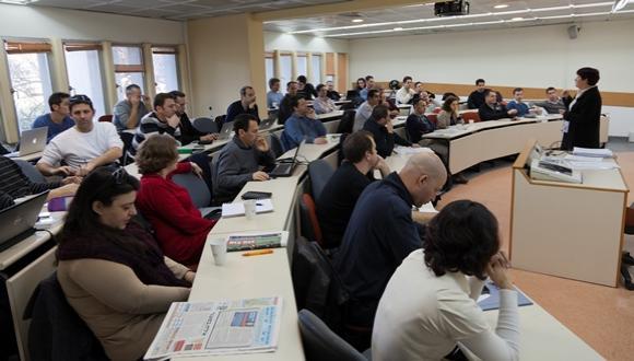המשתתפים בתכנית ה- Executive MBA של רקנאטי